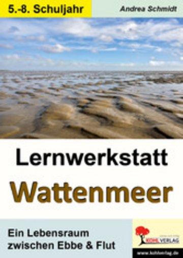 eBook Lernwerkstatt Wattenmeer Cover