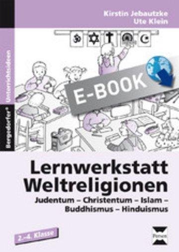 eBook Lernwerkstatt Weltreligionen Cover