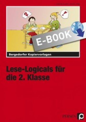 eBook Lese-Logicals für die 2. Klasse Cover