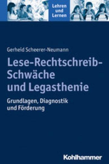 eBook Lese-Rechtschreib-Schwäche und Legasthenie Cover