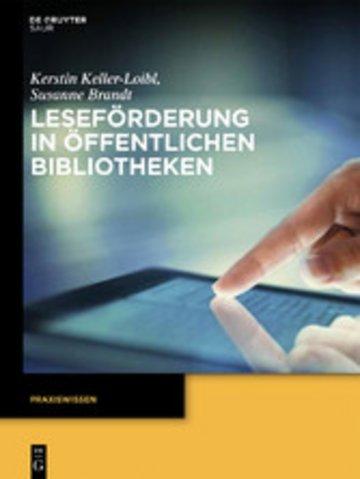 eBook Leseförderung in Öffentlichen Bibliotheken Cover