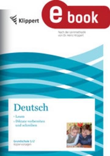 eBook Lesen - Diktate vorbereiten und schreiben Cover