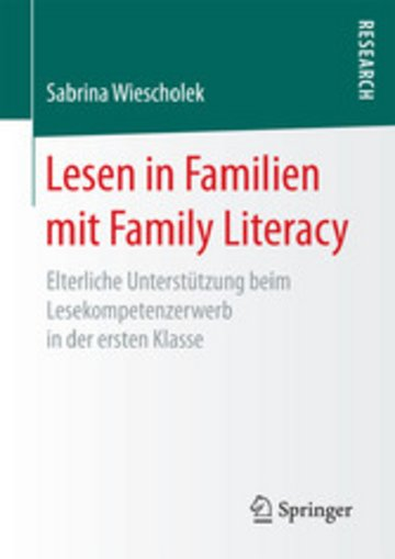 eBook Lesen in Familien mit Family Literacy Cover