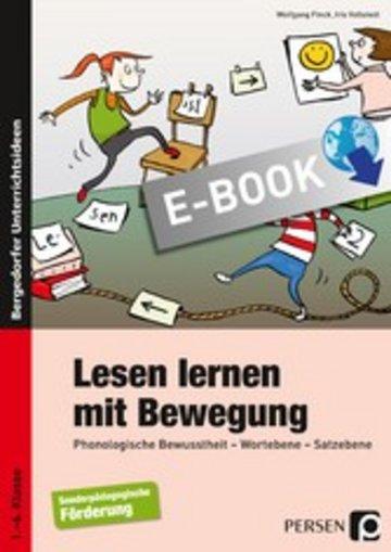 eBook Lesen lernen mit Bewegung Cover