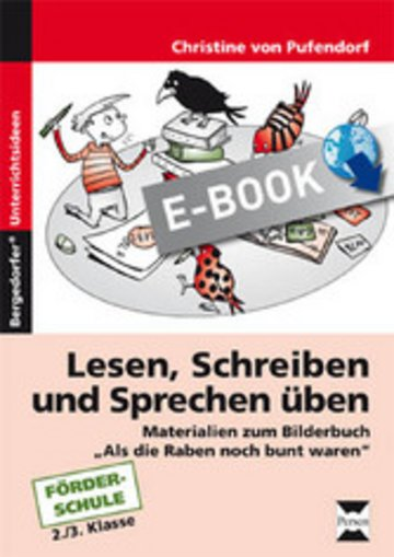 eBook Lesen, Schreiben und Sprechen üben Cover