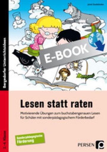 eBook Lesen statt raten Cover