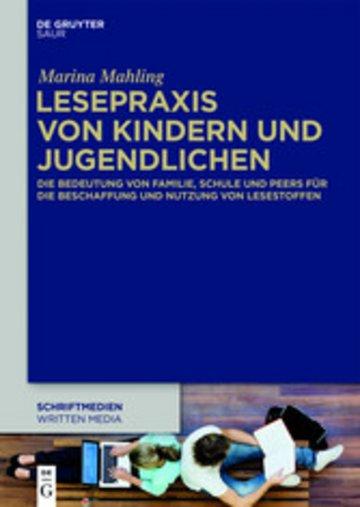 eBook Lesepraxis von Kindern und Jugendlichen Cover