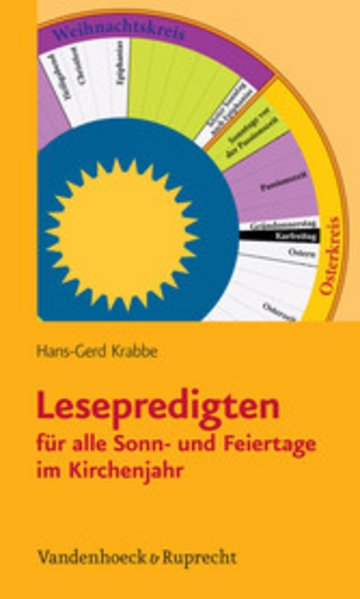 eBook Lesepredigten für alle Sonn- und Feiertage im Kirchenjahr Cover