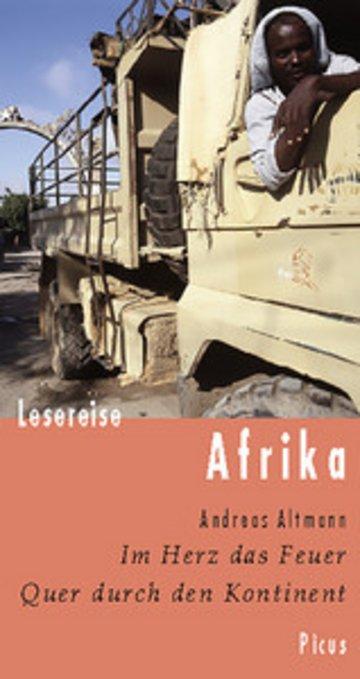 eBook Lesereise Afrika Cover