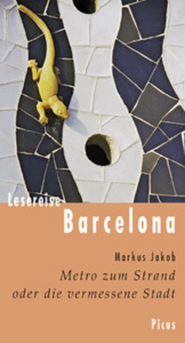 eBook Lesereise Barcelona Cover