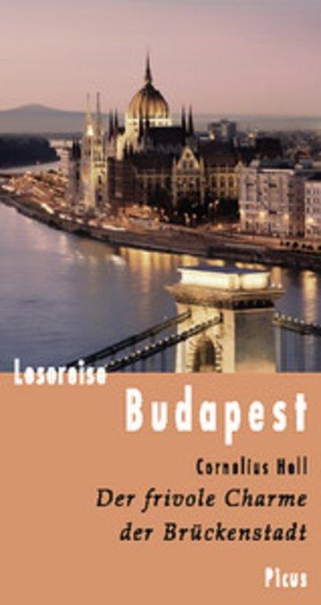eBook Lesereise Budapest Cover