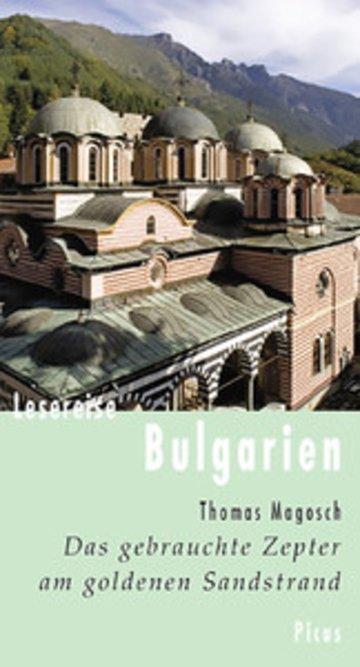 eBook Lesereise Bulgarien Cover