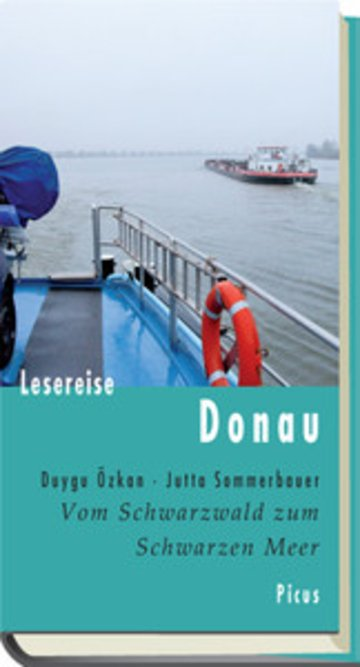 eBook Lesereise Donau Cover