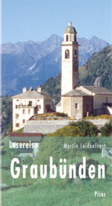 eBook Lesereise Graubünden Cover