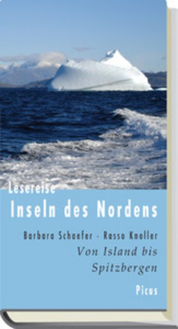 eBook Lesereise Inseln des Nordens Cover