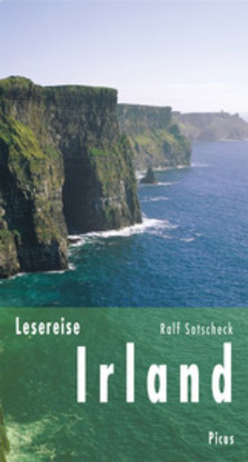 eBook Lesereise Irland Cover