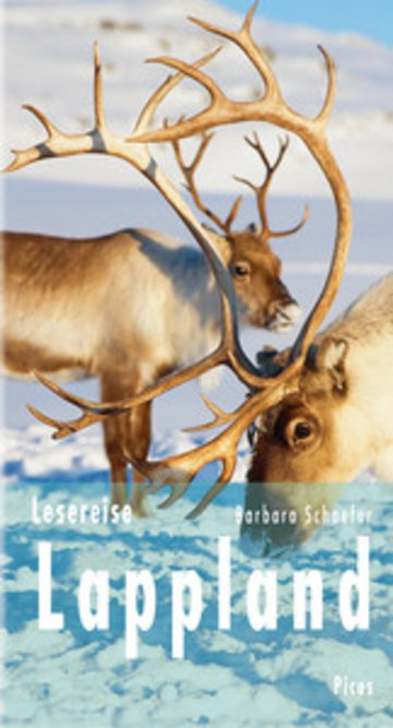 eBook Lesereise Lappland Cover
