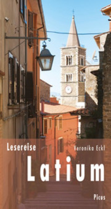 eBook Lesereise Latium Cover