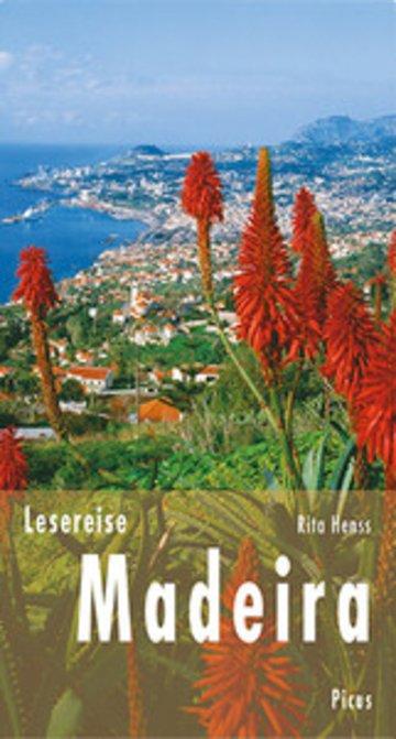 eBook Lesereise Madeira Cover