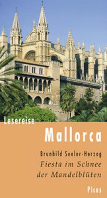 eBook Lesereise Mallorca. Fiesta im Schnee der Mandelblüten Cover