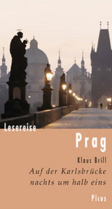 eBook Lesereise Prag Cover