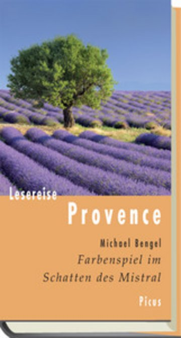 eBook Lesereise Provence Cover
