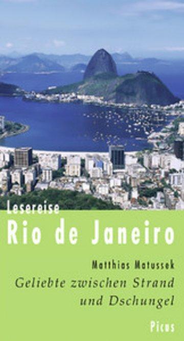 eBook Lesereise Rio de Janeiro Cover
