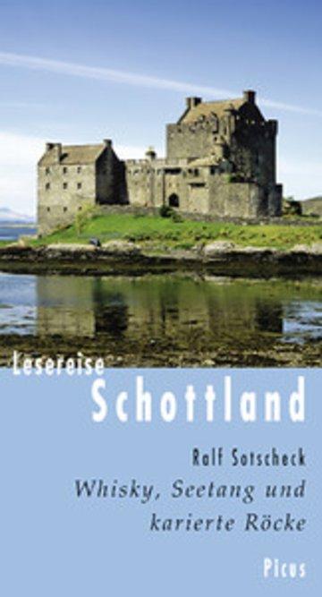 eBook Lesereise Schottland Cover