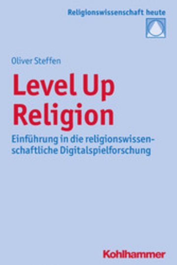 eBook Level Up Religion Cover