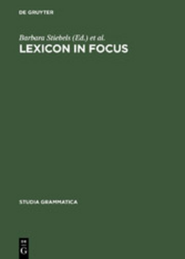 eBook Lexicon in Focus Cover