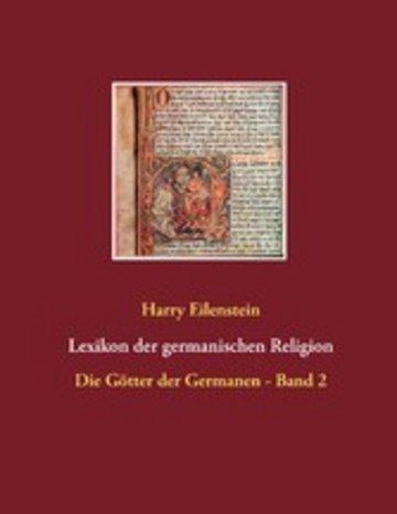 eBook Lexikon der germanischen Religion Cover