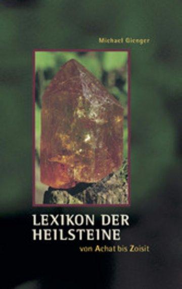 eBook Lexikon der Heilsteine Cover