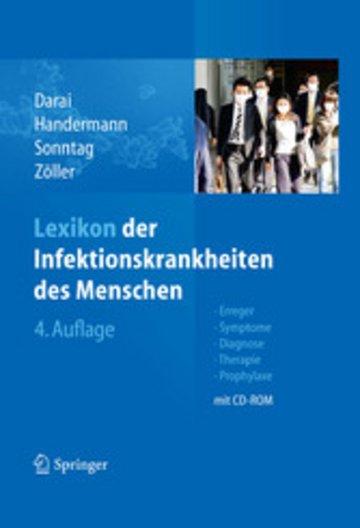 eBook Lexikon der Infektionskrankheiten des Menschen Cover