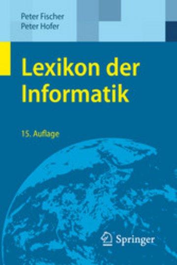 eBook Lexikon der Informatik Cover
