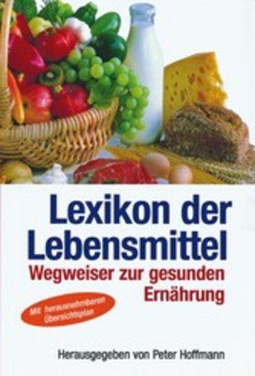 eBook Lexikon der Lebensmittel Cover