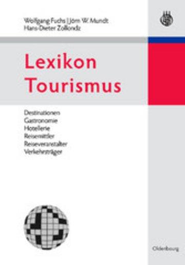 eBook Lexikon Tourismus Cover