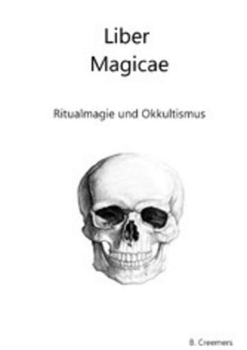 eBook Liber Magicae Cover