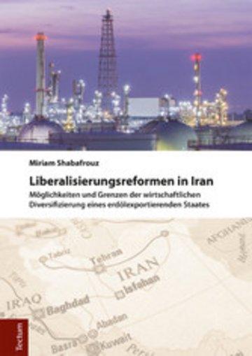eBook Liberalisierungsreformen in Iran Cover