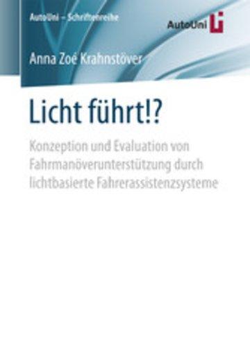 eBook Licht führt!? Cover