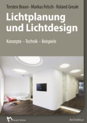 eBook Lichtplanung und Lichtdesign - E-Book (PDF) Cover
