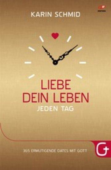 eBook Liebe dein Leben jeden Tag Cover
