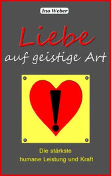 eBook Liebe auf geistige Art Cover
