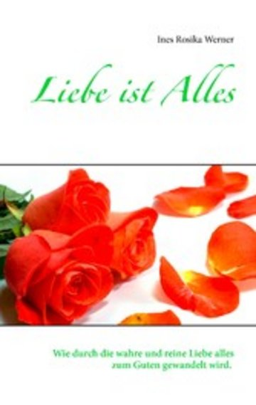 eBook Liebe ist Alles Cover