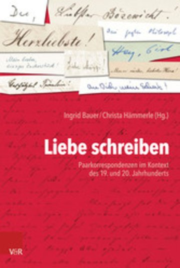 eBook Liebe schreiben Cover