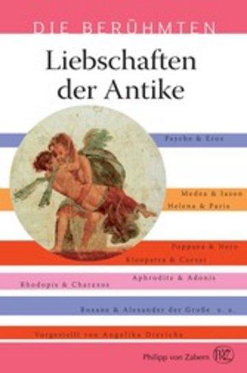 eBook Liebschaften der Antike Cover
