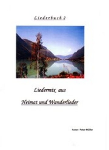 eBook Liederbuch 2 Cover