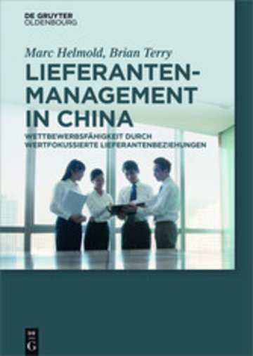 eBook Lieferantenmanagement in China Cover