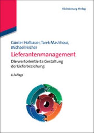 eBook Lieferantenmanagement Cover