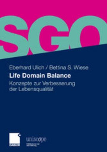 eBook Life Domain Balance Cover