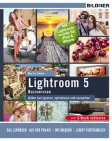 eBook Lightroom 5 Basiswissen Cover